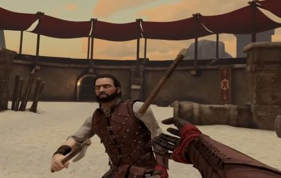 'Blade & Sorcery' Update 9 Makes Combat Even More Brutal – Road to VR