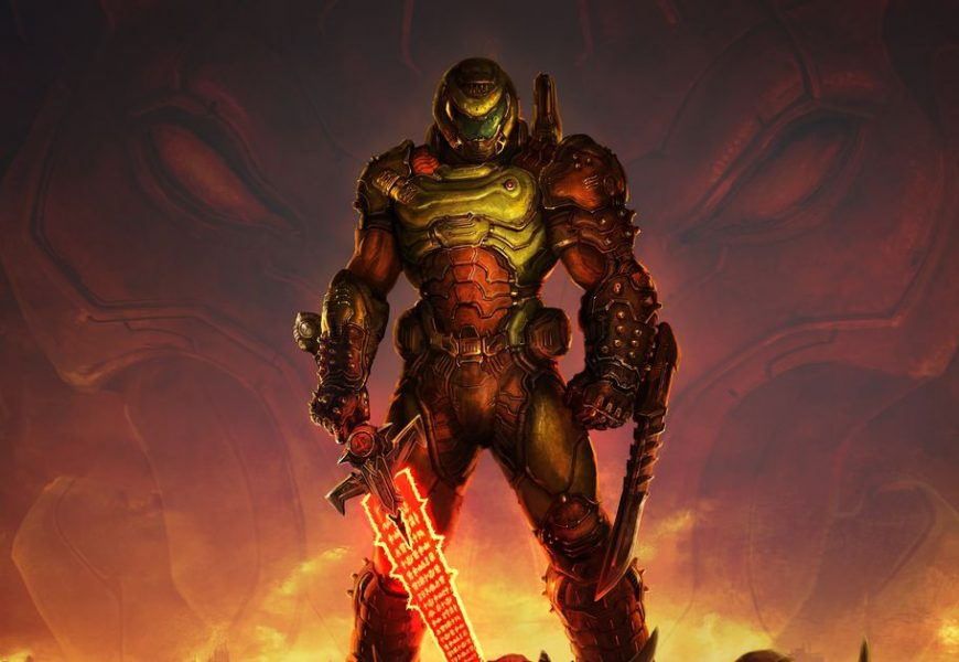 id Software offers hints about Doom Eternal's PS5, Xbox Series X upgrade