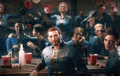 Fallout 76 fans are making their own procedural drama on Twitch