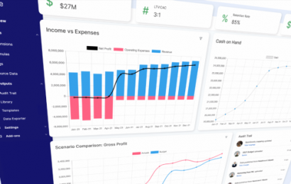 Cube Software challenges legacy financial planning and analytics tools