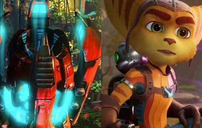 Ratchet & Clank: The 10 Wildest Weapons In The Series, Ranked