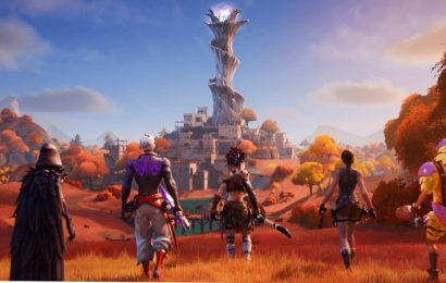 Fortnite Season 6 Introduces Single Player, Lara Croft, And Animals