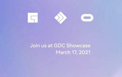 Oculus Plans Two Sponsored Sessions at GDC Showcase 2021