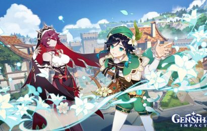 Genshin Impact Welcomes Venti and Rosaria With Windblume Festival