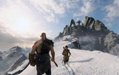 The 10 Best Snowy Settings In Games