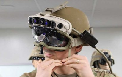 Microsoft Signs $22B Contract with US Army for HoloLens 2 Battlefield Tech