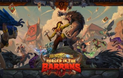 Hearthstone's Forged In The Barrens Arrives Tomorrow. Here's What To Expect