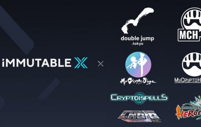 Immutable X will get NFT games from Japanese developers