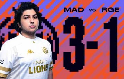 MAD Lions take down Rogue, set up a LEC Playoffs showdown against G2 – Daily Esports