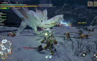 Monster Hunter Rise: Best Way To Farm Monster Materials