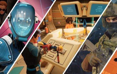 Top 15 Best Multiplayer VR Games On Oculus Quest – Spring 2021