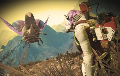 No Man's Sky Expeditions Mode Is Out Today