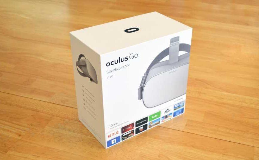 A Look Inside Consumer Perceptions of Oculus Go