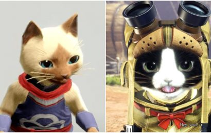 Monster Hunter Rise: 10 Things You Didn't Know About Palicos