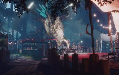 Explore A Mysterious Bunker In Post-Apocalyptic Europe In Paradise Lost This Month