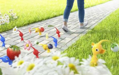 Nintendo Partners With Niantic for AR Games, Starting with Pikmin