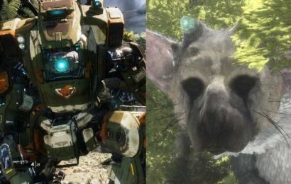 Titanfall 2 Is Basically The Last Guardian With Mechs