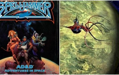 Will Dungeons & Dragons 5E Ever Confirm Spelljammer?