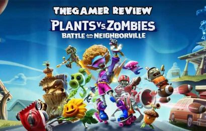 Plants Vs. Zombies: Battle For Neighborville Switch Review