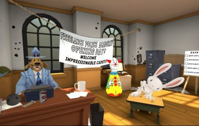 How Sam & Max: This Time It's Virtual! Brings The Comedic Crime-Fighting Duo To VR