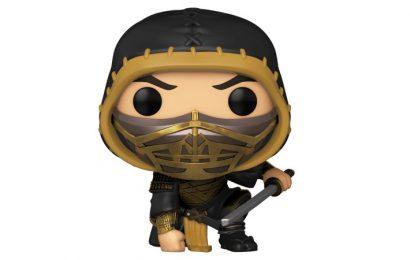 The Mortal Kombat Movie Gets A Line Of Funko Pops