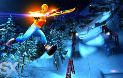 SSX Tricky Creator Is Working On A Spiritual Successor To The Original Trilogy