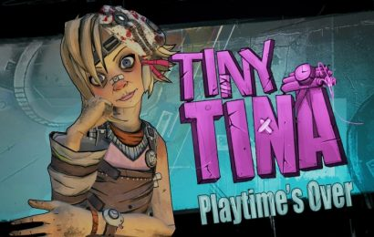 The Borderlands Movie Has Found Its Tiny Tina