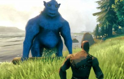 This Terrifying Troll Glitch Briefly Turns Valheim Into A Horror Game