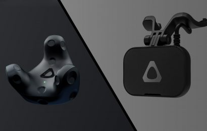 HTC Announces Face-tracker for Vive Pro and Vive Tracker 3.0