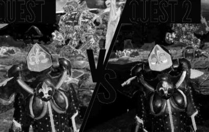Watch: Warhammer 40K: Battle Sister Gets Huge Quest 2 Graphics Update