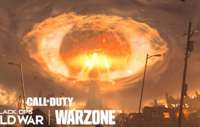 Leaked Voice Clips Suggest Warzone's Verdansk Will Be Nuked To Close Out Season 2