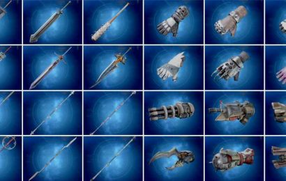 Final Fantasy VII Remake: Every Weapon In The Game (& Where To Find Them)