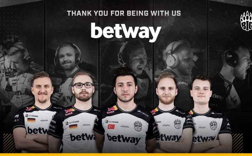BIG Clan renews deal with Betway – Esports Insider