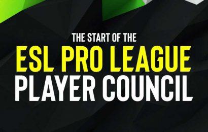 ESL Pro League launches player council – Esports Insider
