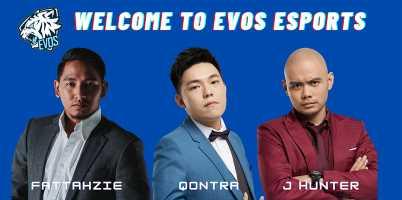 EVOS Esports Appoints New Head of Talent, Brand Ambassadors