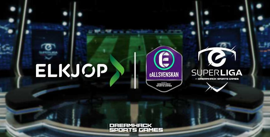 DreamHack Sports Games announces three-year Elgiganten partnership – Esports Insider