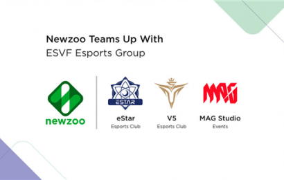 Newzoo Teams Up With eStar Victory Five Esports Group
