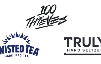 100 Thieves Adds Truly Hard Seltzer, Twisted Tea to Sponsorship Menu