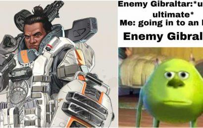 10 Apex Legends Gibraltar Memes Only Fans Will Understand