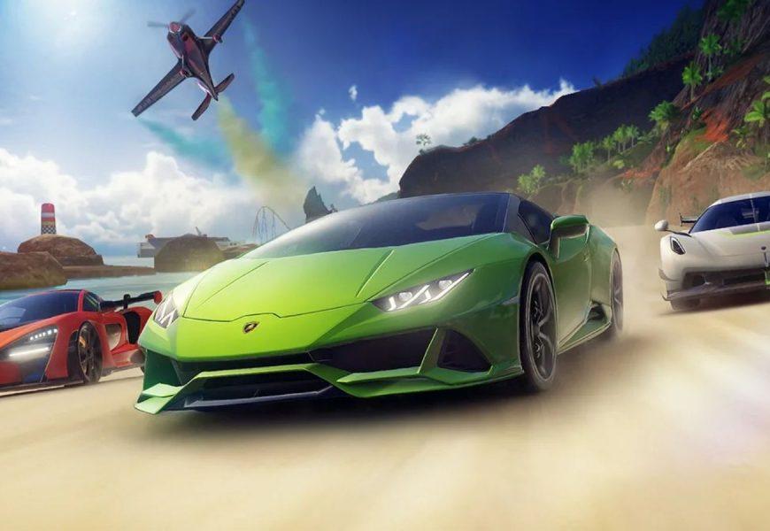 Asphalt 9: Legends Coming To Xbox As Franchise Crosses One Billion Downloads