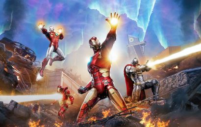 Avengers game finally lets you play as four Hulks or four Iron Mans