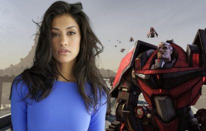 Borderlands Movie Casts Janina Gavankar As Commander Knoxx