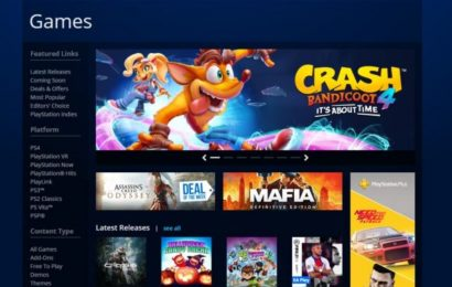 Browser Plugin Provides Access To Old PlayStation Store For Buying PS3, Vita, And PSP Games