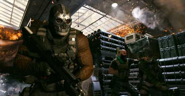 Call of Duty: Modern Warfare is getting 2 new maps, eventually