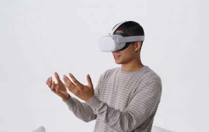 Carmack Hints At 'Controller-Free' SKU For Oculus Headsets
