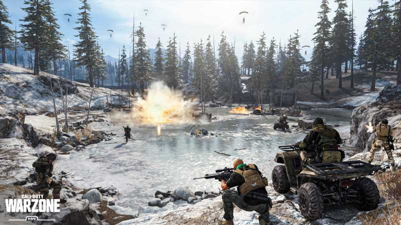 CoD: Players Call For Warzone HUD Update In Season 3