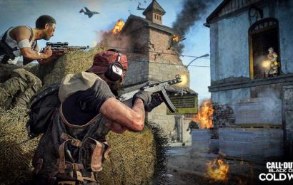 CoD: Standoff And PPSH Coming To BOCW In Season 3
