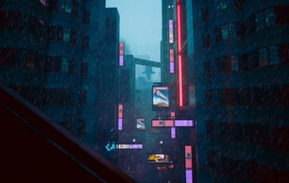Cyberpunk 2077 Fans Are Pretty Happy With The Addition Of Proper Rain In Patch 1.21
