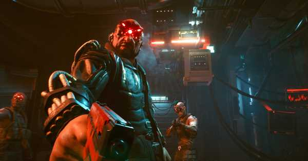 Cyberpunk 2077's latest patch squashes more bugs