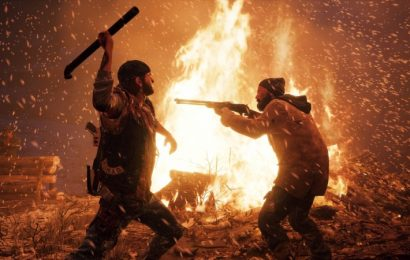 Days Gone Is Coming To PC Next Month, New Trailer Highlights Platform Features